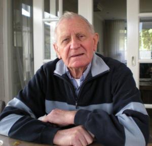 Dhr. D.W Jacobs. schoonzoon van de oprichter