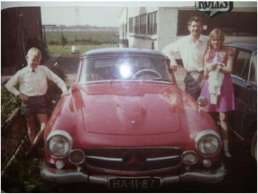 Dieselspecialist Jacobs & Gouw de huidige eigenaar in het jaar 1970